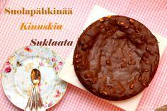 Pullahiiren leivontanurkka: Snickers-piirakka