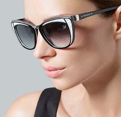 7e0920c93e559c Swarovski Sunglasses ADV Lunette Swarovski, Modele De Lunette, Lunette  Tendance, Cristaux, Lunettes