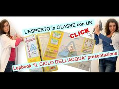"APRENDO – APPRENDO: Lapbook ""IL CICLO DELL'ACQUA"" 