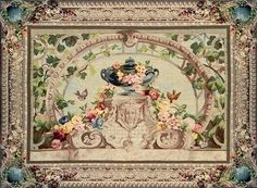 Beauvais French Wall Tapestry