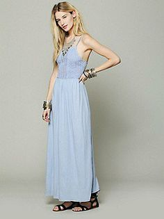 Nightcap Apron Beach Maxi at Free People Clothing Boutique on Wanelo