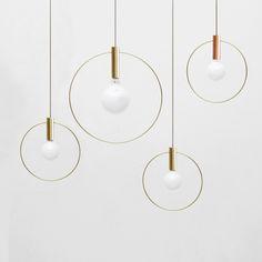 Ladies & Gentlemen Studio | suspension Aura // Aura pendant #design…