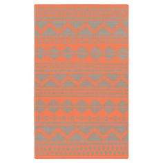 Found it at Wayfair - Frontier Elephant Gray Area Rug