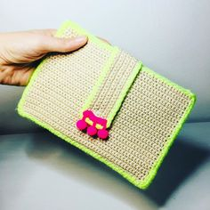 """Alex from Vienna on Instagram: """"Looking for Xmas Gifts? 🎄  You can find my handmade bags now on Etsy! Link in my Bio  #crochet #crocheting #crochetlove #crochetaddict…"""" Crochet Wallet, Crochet Clutch, Crochet Bags, Handmade Clutch, Handmade Bags, Xmas Gifts, Wallets For Women, Vienna, Etsy Store"""
