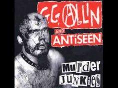 GG Allin - Kill The Police