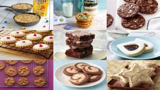 Read 93 Cookie Recipes today. Be inspired and dig in to the recipes, guides and tips tricks and hacks on Food Network.