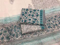 Untitled Block Print Saree, Block Prints, Suits For Sale, Cotton Suit, Printed Sarees, Ladies Boutique, Online Boutiques, Pure Products, Clothes For Women