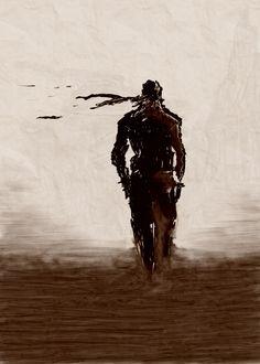 Ich habe dieses Artwork von KonstantinosVag im Metal Gear Art Studio entdeckt. Sieh es dir an oder schnapp dir selbst eine freie Zeichenfläche.