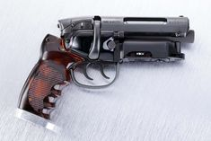 Tomenosuke Pro Blade Runner blaster replica.
