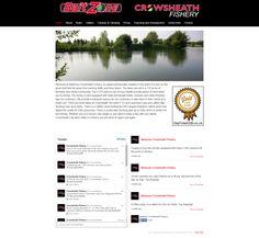 Crowsheath Fishery - http://carpfish.co.uk/listings/crowsheath-fishery/