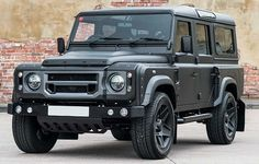 Land Rover 'The End Edition' by Kahn Design