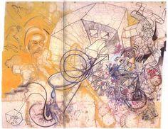 Sigmar Polke: The Ride on the Eight of Infinity, II
