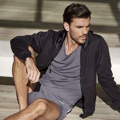 Light morning breeze / Légère brise matinale #SHAN #shanswimwear #resortwear #men #comfort #trend @poirierjf_official