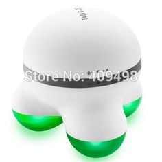 Breo M339 battery powered mini neck shoulder back body massager relaxation massage machine