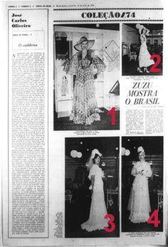 Anos 70   Identidade Brasileira na Moda