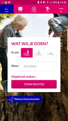 Wandelapp Natuur Routes Natuurmonumenten Fitness Motivation, Hiking, App, Workout, Sport, Health, Walks, Deporte, Work Out