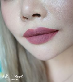 Stila Patina Stay All Day Liquid Lipstick