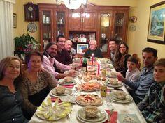 Banquete Navideño.