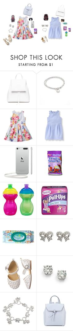 """""""Give Me My Flowers"""" by destinee1019 ❤ liked on Polyvore featuring Boo, Astley Clarke, FRUIT, Huggies, M&Co, Saks Fifth Avenue and Alexandra de Curtis"""