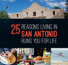 There's more to remember than the Alamo.