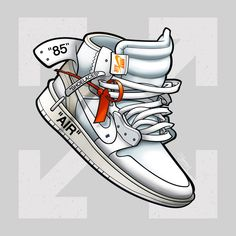 Off White x Air Jordan art collection Which pair would you buy UNC (Blue), Chicago (Red), or Off-white (White)? -Comment below - ***Swipe… Hypebeast Iphone Wallpaper, Nike Wallpaper Iphone, Supreme Iphone Wallpaper, Jordan Shoes Wallpaper, Sneakers Wallpaper, Sup Girl, Sneaker Posters, Jordan 1 White, Dope Wallpapers