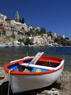 SYMI, Greece by kenny barker, via Flickr