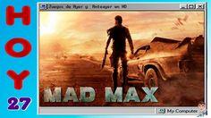 27 - MAD MAX  - Juegos de Ayer y Anteayer en HD