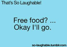 Free food!?!?