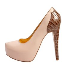 HotStepper Magnetic Chou Nude 4 shoes