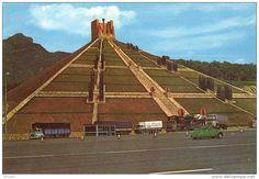 Ricardo Bofill and Taller de Arquitectura / Le Parc de la Marca Hispanica Monument, Le Boulou-Le Perthus, France, 1974-76