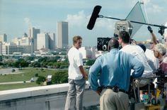 Paul on set of 2F2F (photo credit Derek Haas)
