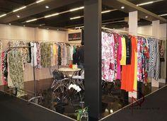 Feira de moda Trailler - Lançamento Coleção Preta Nascimento Rua do Consórcio, 76 Itaim Bibi/ SP Fone - 11 3045-4079