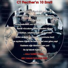 CT Fletcher'ın 10 Emri!   #Bodybuilding #motivation #fitness #gym #picture #body #building #gymlife #gymmotivation #fitnessmotivation #fitnesstime #vucutgelistirme #fitnesszamani