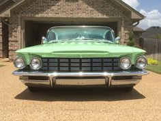"1960 Oldsmobile ""Only The Lonely"""