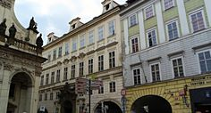 https://flic.kr/p/HnnvRR | SAM_4634 | A street next to #Klementinum in #Prague, #Czech