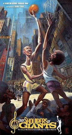 On the Shoulders of Giants Film Review by Leonard Maltin | Kareem Abdul-Jabbar