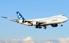 The Boeing 747-8 Will Be the Next Air Force One - Popular Mechanics