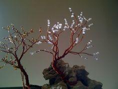 Arbol decorativo con Luces LED Bonsai de Cerezo - DecoAndCrafts - YouTube