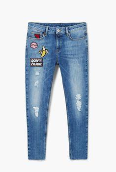 Spring Denim Report | Skinny Regular Queens Jeans, $59.99; at Mango