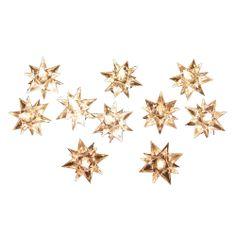 Kurt Adler 10 Light Diamond Star Light Set | Wayfair