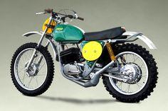 Kermac Vintage Motorcycle Collection
