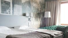 Scandic Continental hotel room