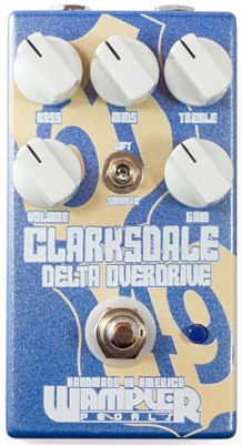 Wampler Pedals Clarksdale Overdrive
