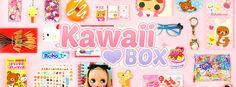 Arco Íris num Batom: Sorteio ♡ Kawaii Box