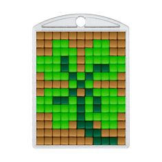medaillon-klavertje-vier Hama Beads Patterns, Loom Patterns, Beading Patterns, Cross Stitch Designs, Cross Stitch Patterns, Applique Cushions, Cute Stitch, Graph Design, Bead Loom Bracelets