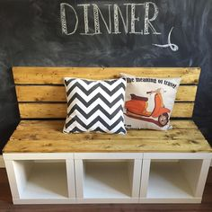 5+ Upcycled Bench Ideas - From Repurposed Furniture • Grillo Designs
