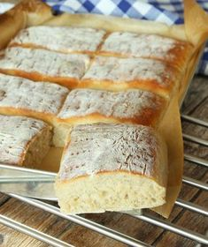 Bread Recipes, Baking Recipes, Cake Recipes, Cooking Bread, Good Food, Yummy Food, Savoury Baking, Pizza, Fabulous Foods