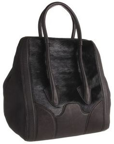 Pour La Victoire - Butler Large Tote (Black) - Bags and Luggage on shopstyle.com
