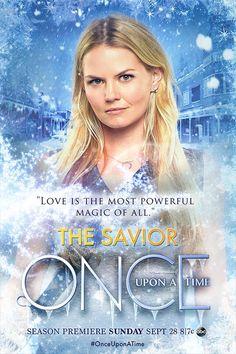 Once Upon a Time   Emma Swan, The Savior