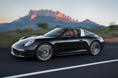 2015 Porsche 911 Targa Revealed At 2014 Detroit Auto Show
